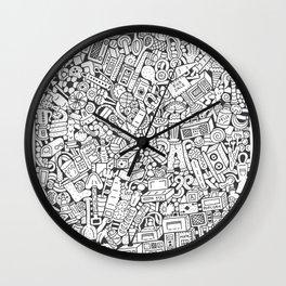 Just Politics  Wall Clock