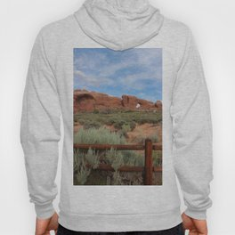 Vertical Arches National Park Hoody