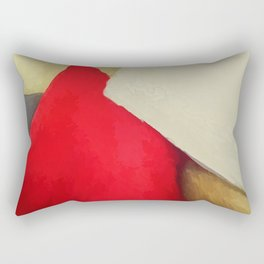 Pillows Abstract Rectangular Pillow