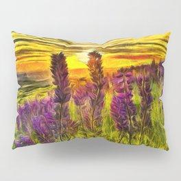 Steptoe Lupine Pillow Sham
