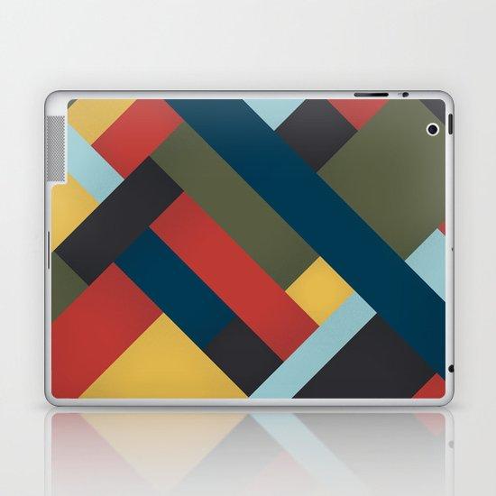 Abstrakt Adventure Laptop & iPad Skin