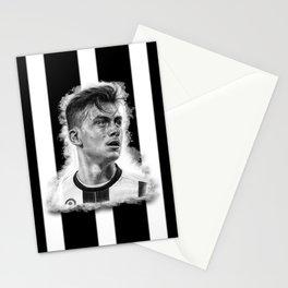 Paulo Dybala Pencil Drawing Stationery Cards