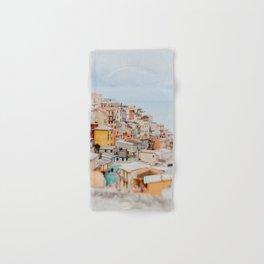 Manarola, Cinque Terre III Hand & Bath Towel
