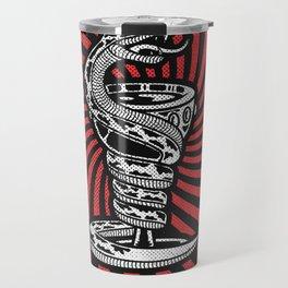 Snake Goblet Travel Mug