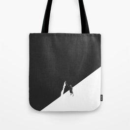 White Wash Tote Bag