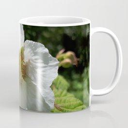 Thimble berry flower Coffee Mug