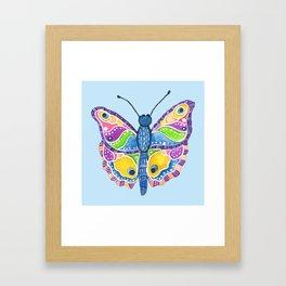 Butterfly II Framed Art Print