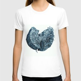 Wu-Tang Ain't Nothing to F' Wit - Blue T-shirt
