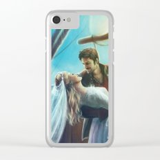 Wouldn't It Be Romantic Clear iPhone Case