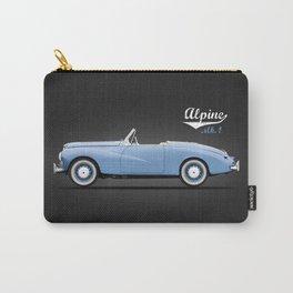 Sunbeam Alpine 1953 Carry-All Pouch
