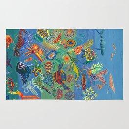 Oceanic Harmony Rug
