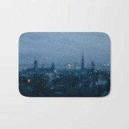 Rainy Rouen Bath Mat