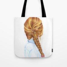 Hair I Tote Bag