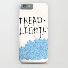 tread lightly - walter white iPhone 6s Slim Case