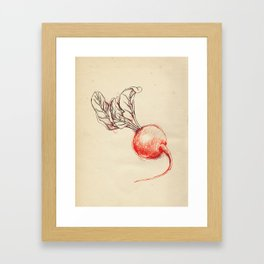Cabinet of Curiosities No.8 Framed Art Print