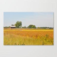 Autumn Landscape Canvas Print