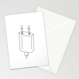 charger Stationery Cards