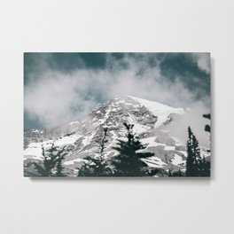 Mount Rainier IV Metal Print