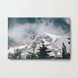 Mount Rainier IV Metal Print