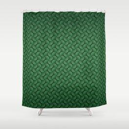 Pattern 046: Undulations III Shower Curtain