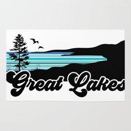 Great Lakes Coast Rug