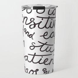 #morethanpretty Travel Mug