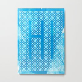 HI Metal Print