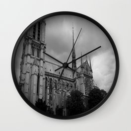 Notre-Dame Wall Clock