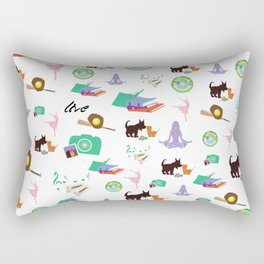 Favs Rectangular Pillow