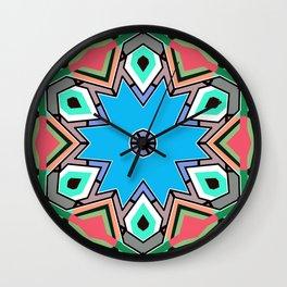 Abstract 03 Wall Clock