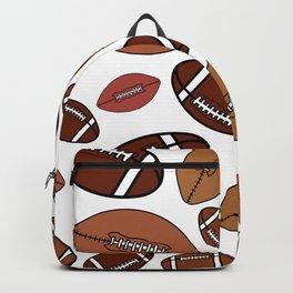 Footballs Backpack