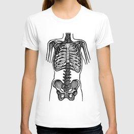 Bones. T-shirt
