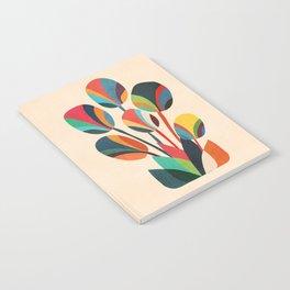 Ikebana - Geometric flower Notebook