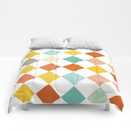Color Check Comforters