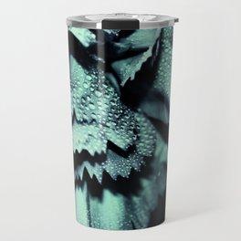 ice blue Travel Mug