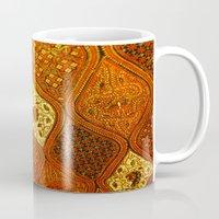 batik Mugs featuring batik  by customgift