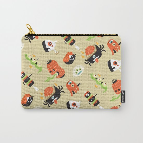 Izakaya Monsters Carry-All Pouch
