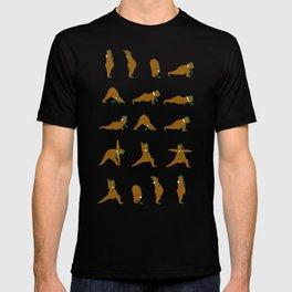 Yoga Bear - Classic T-shirt