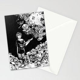 The Bone Carver Stationery Cards