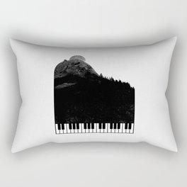 Sound of Nature Rectangular Pillow