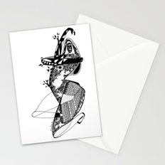 Dance with me - Emilie Record Stationery Cards