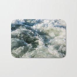 Choppy Water Bath Mat