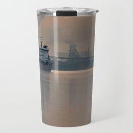 International sunset Travel Mug