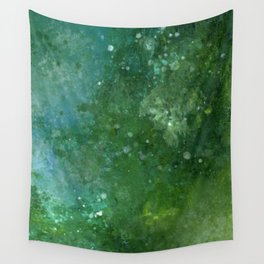 Emeralds Wall Tapestry