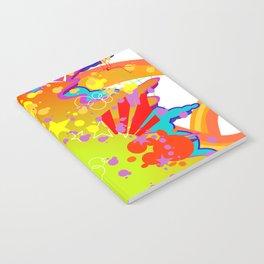 GRAFF EXPLOSION Notebook