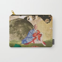 Peace by the Light of the Moon Carry-All Pouch