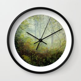 Benevolent Canopy Wall Clock