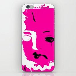 dollface iPhone Skin