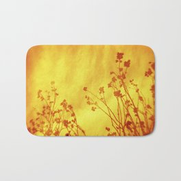 Looking For Warmth  Bath Mat