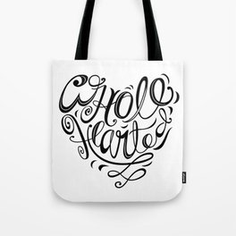 Wholehearted by Heidi Appel Tote Bag